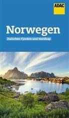 Christian Nowak - ADAC Reiseführer Norwegen