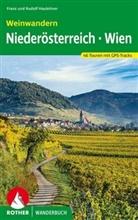 Fran Hauleitner, Franz Hauleitner, Rudolf Hauleitner - Rother Wanderbuch Weinwandern Niederösterreich - Wien