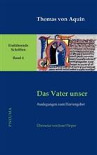 Thomas von Aquin, Hanns-Grego Nissing, Hanns-Gregor Nissing, Wald, Berthold Wald - Das Vater unser