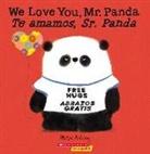 Steve Antony, Steve Antony - We Love You, Mr. Panda / Te amamos, Sr. Panda