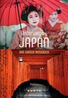 Jutta Ingala, Sibylle von Kapff, Andre Lammert, KUNTH Verlag, KUNT Verlag - Unterwegs in Japan