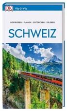 Carolin Bishop, Anthon Lambert, Mik MacEacheran - Vis-à-Vis Reiseführer Schweiz