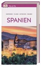 Ben Ffra Davies, Sall Davies, Mary-An Gallagher - Vis-à-Vis Reiseführer Spanien
