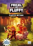 Ange, Frigie, Frigiel, Anako - Frigel und Fluffy: Fluffys Rettung