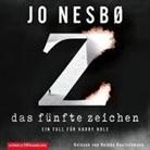 Jo Nesbø, Heikko Deutschmann - Das fünfte Zeichen, 1 Audio-CD, MP3 (Hörbuch)