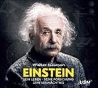 Walter Isaacson, Christian Baumann, Unite Soft Media Verlag GmbH, United Soft Media Verlag GmbH - Einstein, 4 Audio-CD (Hörbuch)