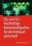 Manfre Kircher, Manfred Kircher, Schwarz, Thomas Schwarz - CO2 und CO Nachhaltige Kohlenstoffquellen für die Kreislaufwirtschaft