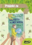 """Kati Ernst, Viviana Mazza - Projekt zu """"Jeden Freitag die Welt bewegen"""""""