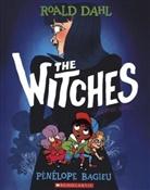 Penelope Bagieu, Roald Dahl, Penelope Bagieu, Pénélope Bagieu - The Witches graphic novel