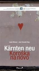 OSWALD, Jani Oswald, Lojz Wieser, Lojze Wieser - Kärnten neu / Koroska na novo