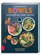 Nina Olsson - Vegetarische Bowls - Schüsseln zum Glück