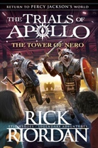 Rick Riordan - The Tower of Nero