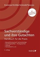 Harald Krammer, Jürgen Schiller, Alexander Schmidt, Alfred Tanczos - Sachverständige und ihre Gutachten (f. Österreich)