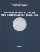 Marku Krajewski, Markus Krajewski, Maye, Harun Maye - Universalenzyklopädie der menschlichen Klugheit