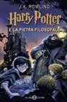 J. K. Rowling - Harry Potter 01 e la pietra filosofale