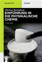 Michael Springborg - Einführung in die Physikalische Chemie