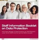 GD e V, GDD e.V. - Mitarbeiterinformation Datenschutz (englische Ausgabe)