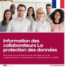 GD e V, GDD e.V. - Mitarbeiterinformation Datenschutz (französische Ausgabe)