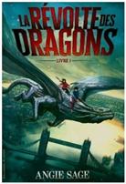 Angie Sage - La révolte des dragons. Volume 1