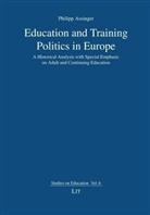 Philipp Assinger - Education and Training Politics in Europe