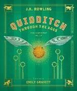 Emily Gravett, J. K. Rowling, Emily Gravett - Quidditch Through the Ages - The Illustrated Edition