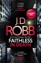 J. D. Robb - Faithless in Death