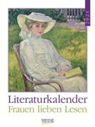 Korsch Verlag - Literaturkalender Frauen lieben Lesen 2021