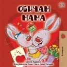Shelley Admont, Kidkiddos Books - I Love My Mom (Bulgarian Edition)