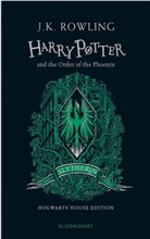 J. K. Rowling - Harri Potter - 5: Harry Potter and the Order of the Phoenix