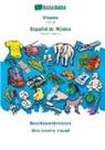 Babadada GmbH - BABADADA, Vlaams - Español de México, Beeldwoordenboek - diccionario visual