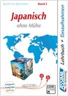 Assimil GmbH, ASSiMi GmbH - ASSiMiL Japanisch ohne Mühe - 1: Lehrbuch + 3 Audio-CDs + 1 Audio-CD, MP3