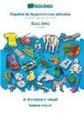 Babadada Gmbh - BABADADA, Español de Argentina con articulos - Basa Jawa, el diccionario visual - kamus visual
