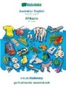 Babadada Gmbh - BABADADA, Australian English - Afrikaans, visual dictionary - geillustreerde woordeboek