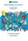 Babadada Gmbh - BABADADA, Español de México con articulos - magyar nyelv, el diccionario visual - képes szótár