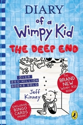 Jeff Kinney - The Deep End - Diary of a Wimpy Kid
