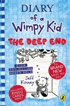 Jeff Kinney - The Deep End