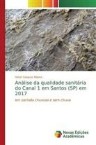 Victor Vasques Ribeiro - Análise da qualidade sanitária do Canal 1 em Santos (SP) em 2017
