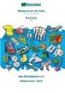 Babadada GmbH - BABADADA, Deutsch mit Artikeln - Fulfulde, das Bildwörterbuch - diksiyoneer natal