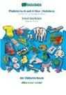 Babadada Gmbh - BABADADA, Plattdüütsch mit Artikel (Holstein) - kreol morisien, dat Bildwöörbook - diksioner viziel