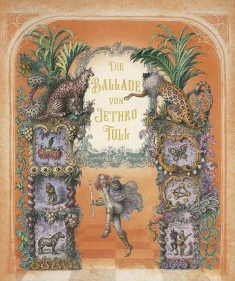 Mark Blake,  Jethro Tull, Jethro Tull - Die Ballade von Jethro Tull - Die Autobiografie in Wort und Bild