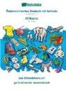 Babadada GmbH - BABADADA, Österreichisches Deutsch mit Artikeln - Afrikaans, das Bildwörterbuch - geillustreerde woordeboek