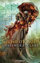 Cassandra Clare - Chain of Gold