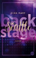 Mina Mart - Backstage in Seattle