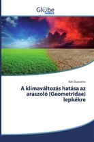 Kúti Zsuzsanna - A klímaváltozás hatása az araszoló (Geometridae) lepkékre