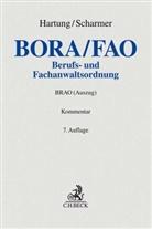 Andrea Dietzel, Andreas Dietzel u a, Jo Freiherr von Falkenhausen u a, Wolfgan Hartung, Wolfgang Hartung, Thomas Holl... - Berufs- und Fachanwaltsordnung