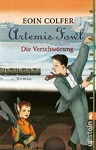 Eoin Colfer - Artemis Fowl - Die Verschwörung