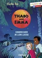 Maja Bohn, Kirsten Boie, Maja Bohn - Thabo und Emma - Einbrecher in Lion Lodge