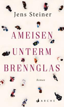 Jens Steiner - Ameisen unterm Brennglas - Roman