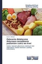 David C. Michael - Zalecenia dietetyczne dotyczace zarzadzania poziomem cukru we krwi