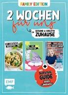 Cutter & Soul GmbH, Sabrina Sue Daniels, Rose Marie Donhauser, Tanja Dusy, epipa, Gabriele Gugetzer... - 2 Wochen für uns - Gesund und kreativ zuhause (Family Edition)